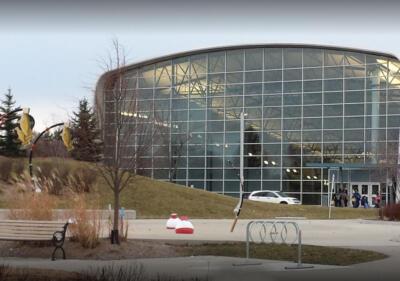 Canadian Aquatic Centre, London