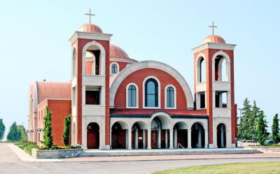 Holy Trinity Greek Orthodox Church, London, ON