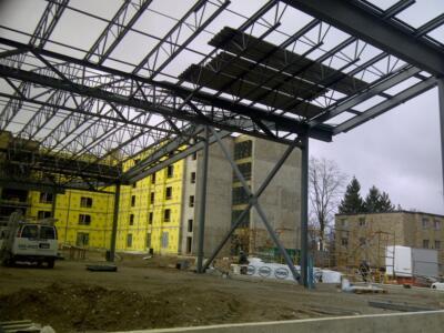 Brescia College, UWO, London, ON