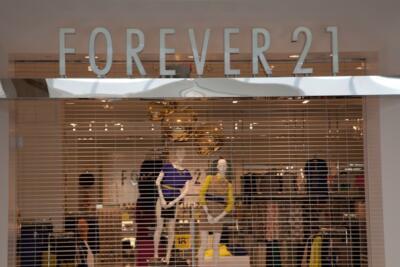 Forever 21 Masonville